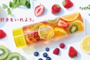 Fruits in Tea
