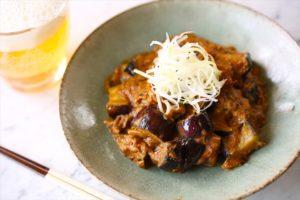 レンジ麻婆茄子のレシピ