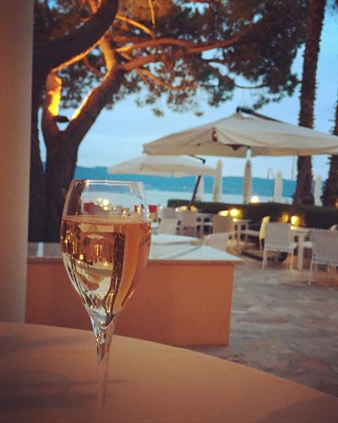 夏に飲みたいシャンパン
