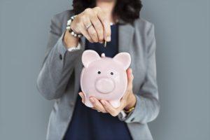 女性20代貯金