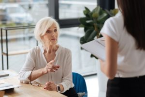 後輩女性の指導方法
