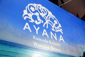 アヤナ コモド リゾート ワエチチュビーチ