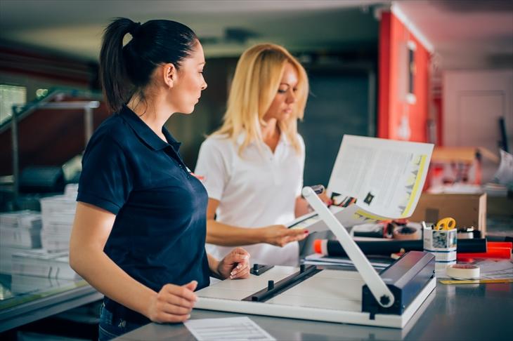 印刷会社の営業
