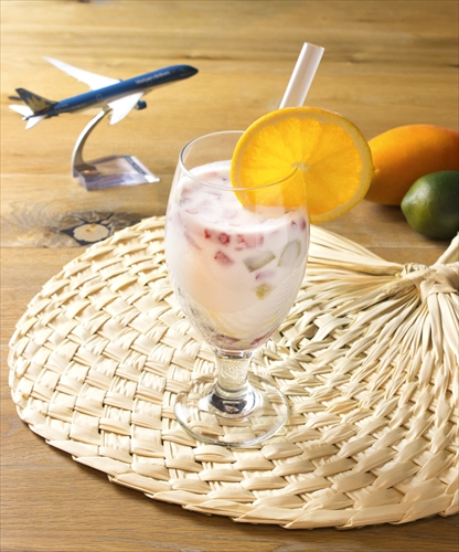 Vietnam Airlines × RAMO FRUTAS CAFE