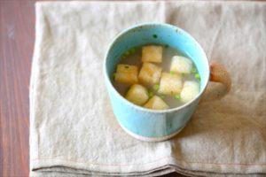 マグカップインスタントスープ