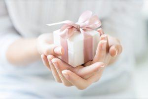 プレゼント選び